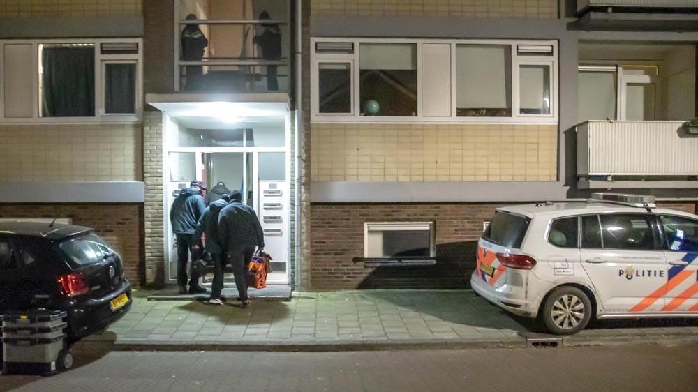 Naarder en Bussumer gepakt voor explosies in afpersingszaak fruitbedrijf Hedel