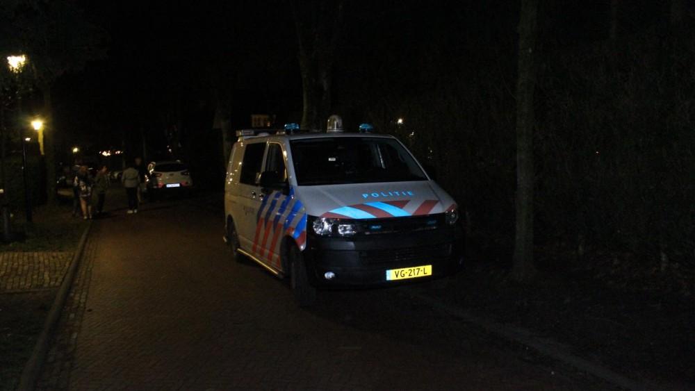Inbrekers in Blaricum op heterdaad betrapt en opgepakt