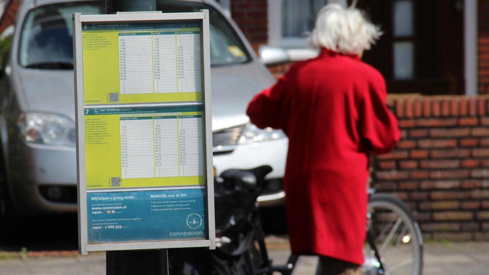 Goois busvervoer vanaf volgend jaar geheel elektrisch, vanaf 2023 meer buslijnen