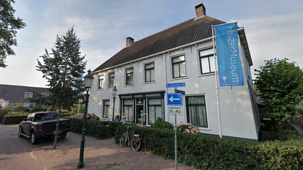 Gemeente doet onderzoek naar vergroten en verplaatsen Huizer Museum