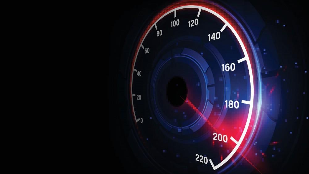 'Slome' automobilist (28) onder invloed van speed gaat 99 km/u te hard op A6