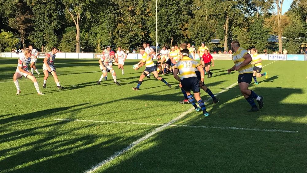 Rugbycompetitie wordt in april hervat