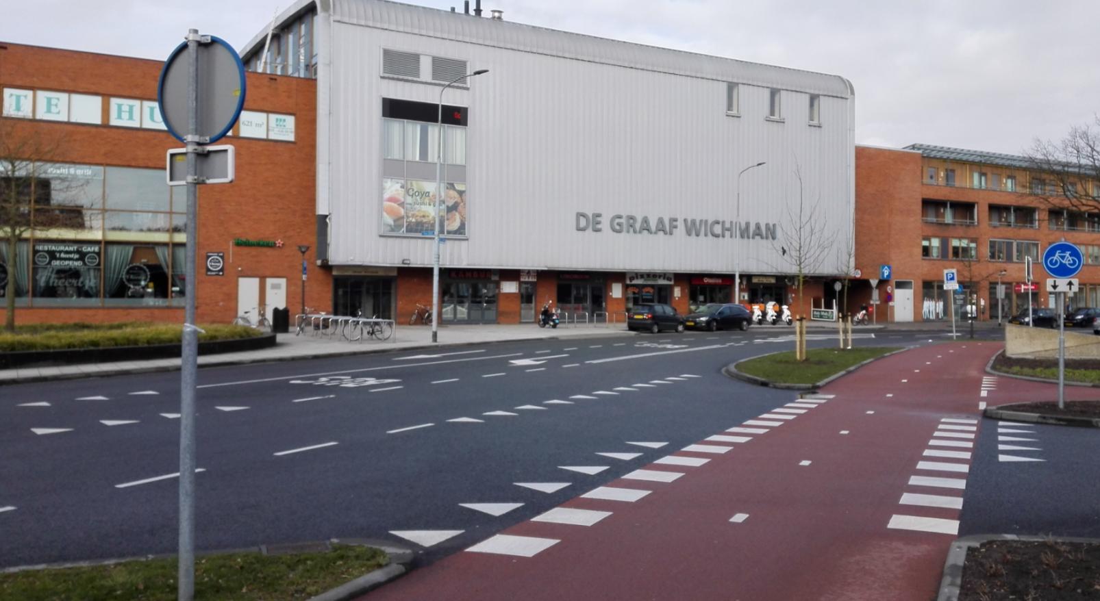 Uitgaanscentrum de Graaf Wichman