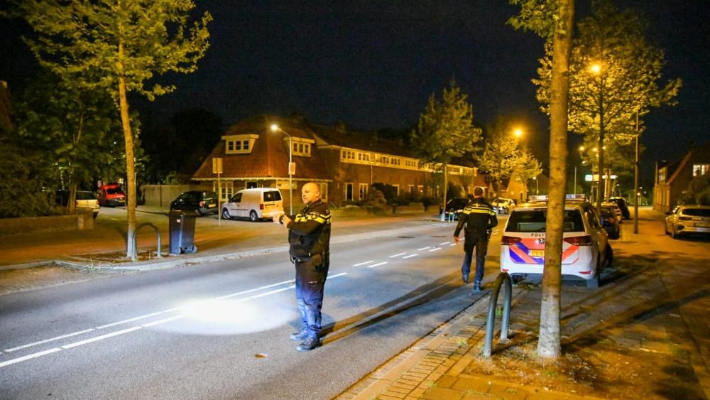 Twee mannen aangehouden na geloste schoten in Hilversum