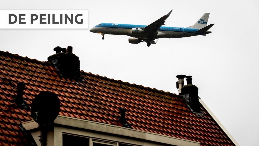 De Peiling: Minder strenge geluidsregels rond vliegvelden om woningbouw mogelijk te maken?