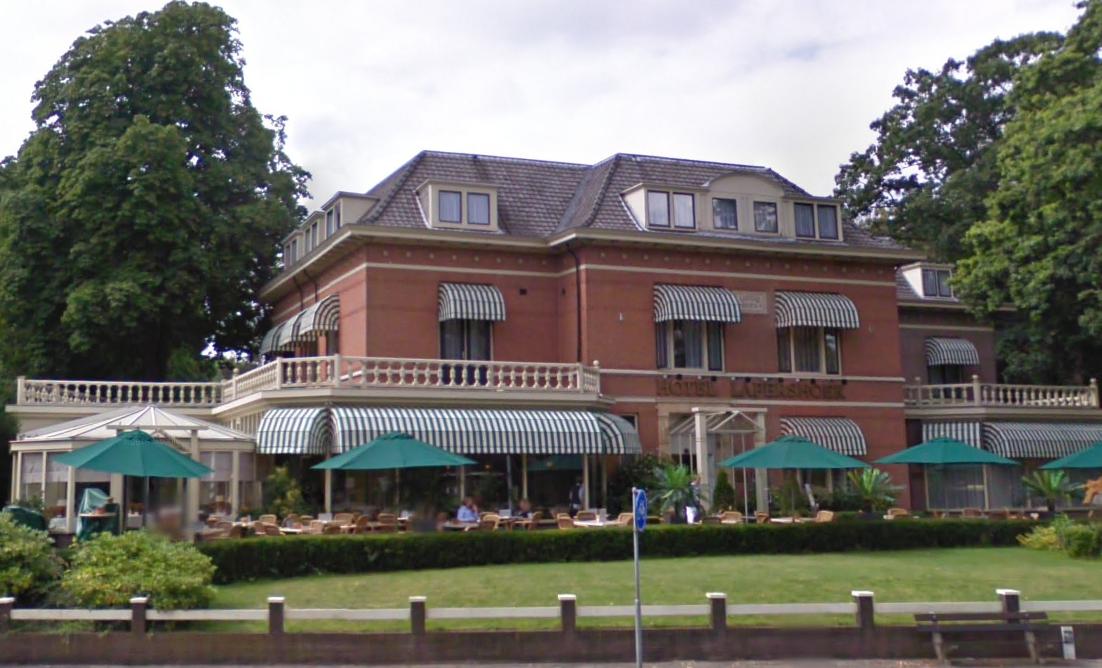 Amrath hotel Lapershoek © Google Streetview