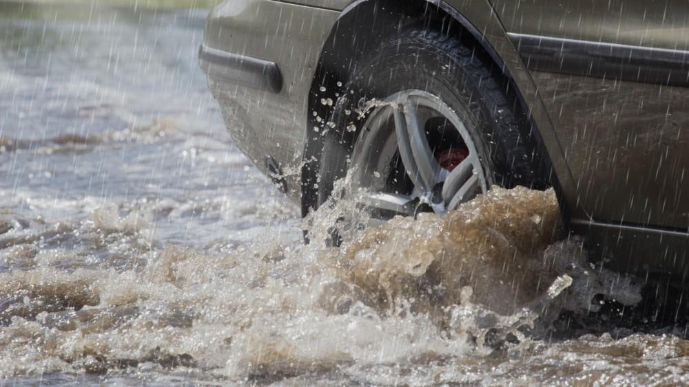Zak geld van provincie om Laren bestand te maken tegen flinke regenbuien