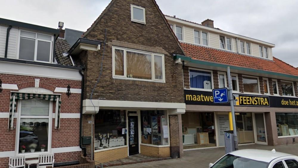Platenzaak in Bussum beroofd van kassalade