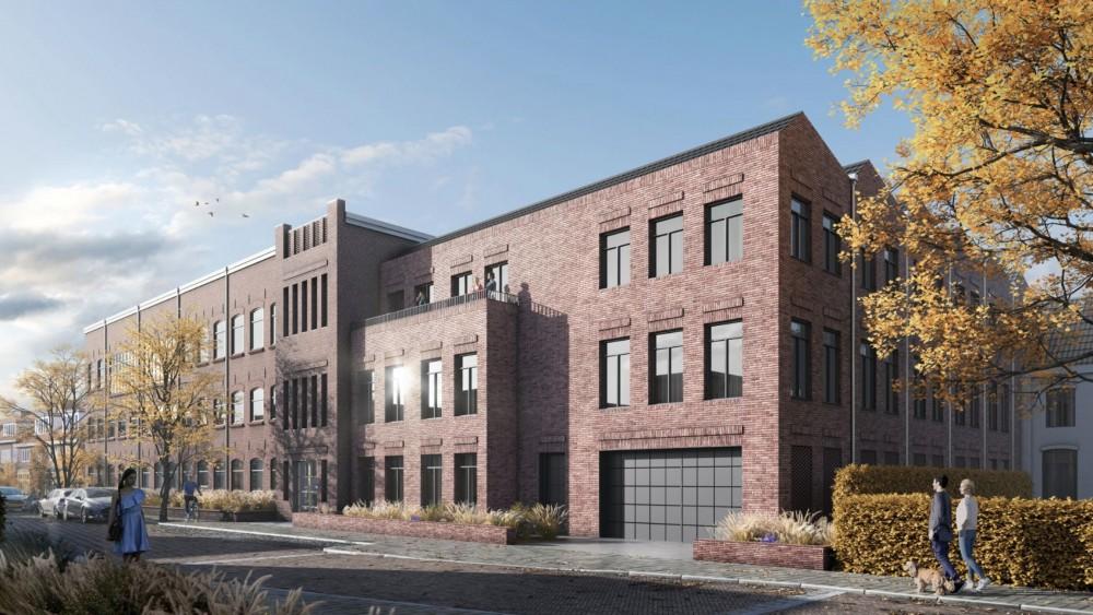 SVE Group wil op terrein sigarenfabriek complex met zorgstudio's bouwen