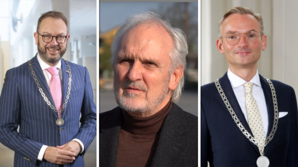 Gooise burgemeesters blikken terug op 2020