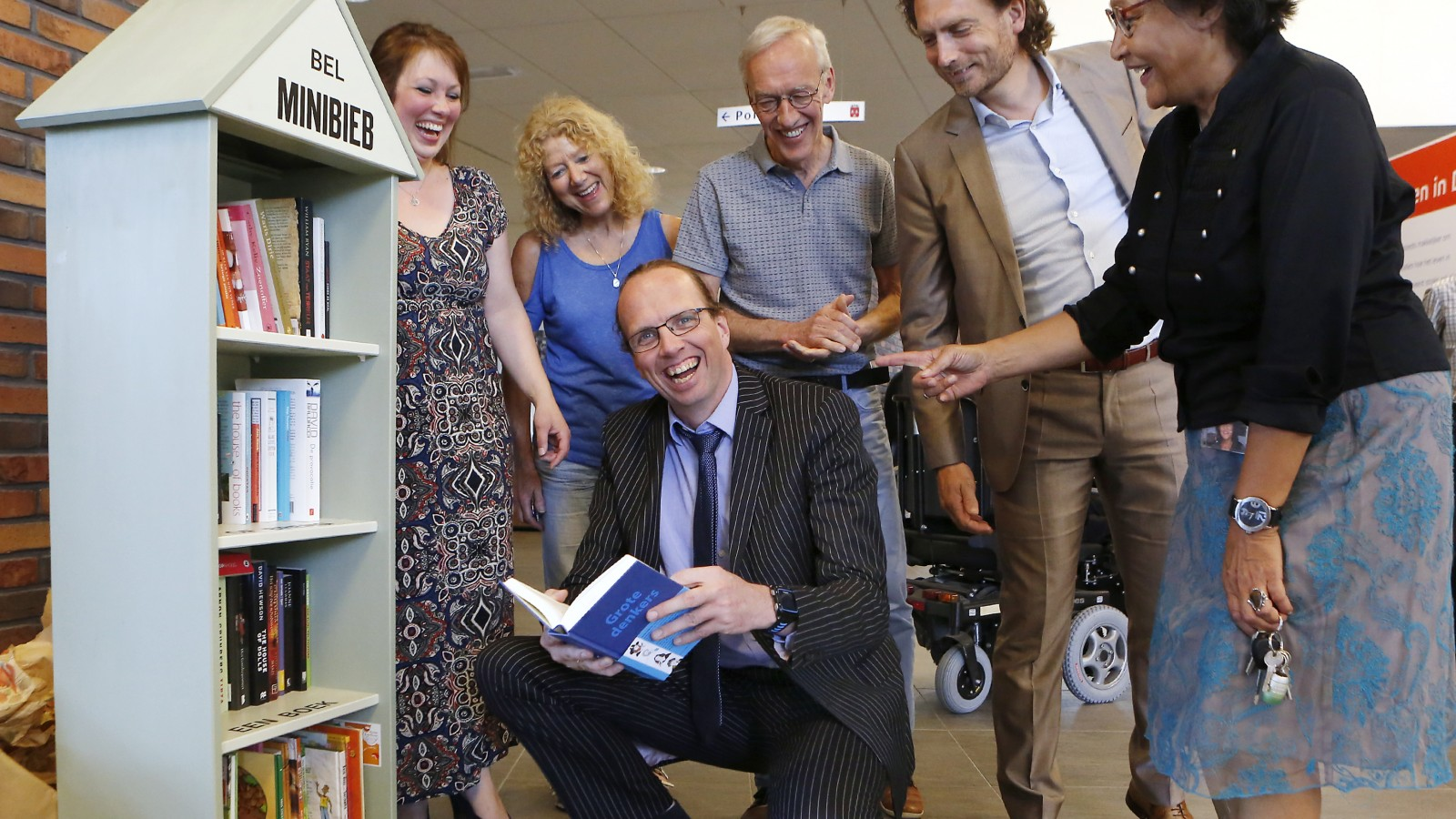 Eemnesser wethouder Sven Lankreijer (PvdA) stapt op