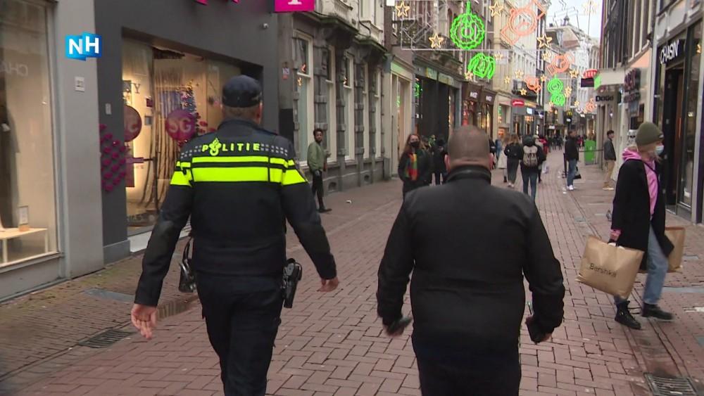 Politie en gemeenten op scherp vanwege drukke winkelstraten