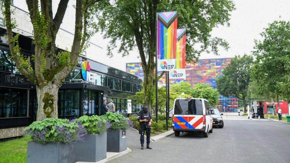 Ook strenge veiligheidsmaatregelen in wijken rond Hilversums Mediapark