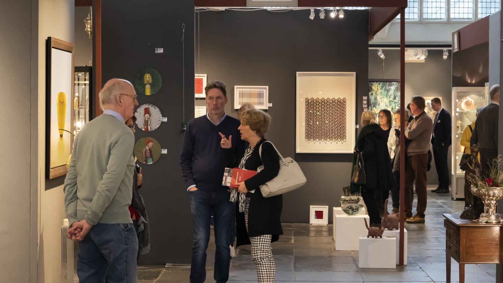 NH Events bezoekt 'Naarden the Art Fair'