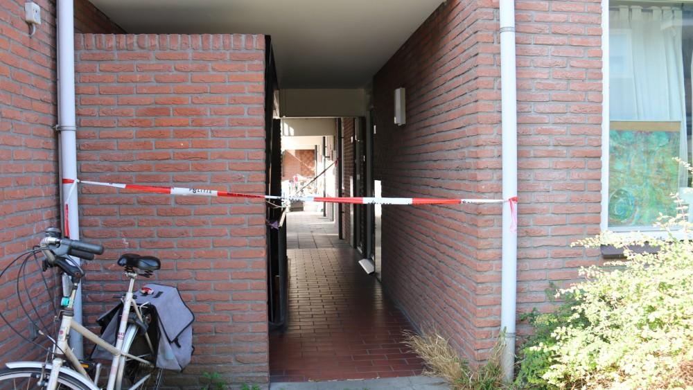 Groot onderzoek van politie in Bussumse woning