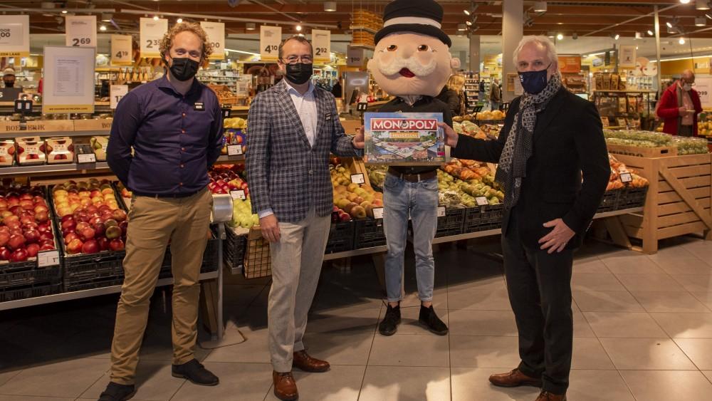 Geen Kalverstraat, wel een gevangenis: Hilversum heeft haar eigen Monopoly-spel