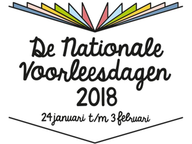 Nationale Voorleesdagen 2018