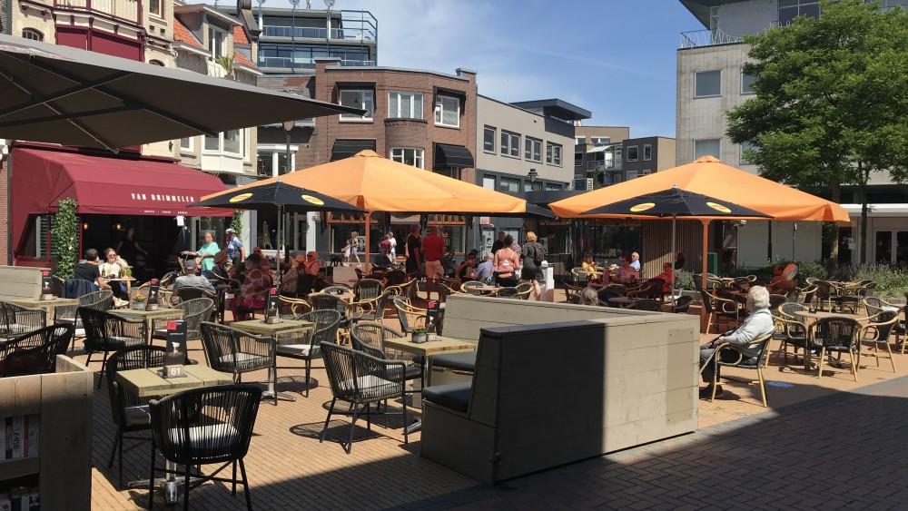 Hilversum staat winterterrassen toe: horeca mag overkappingen en heaters plaatsen