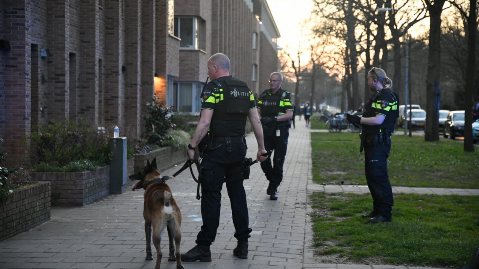 Aanhouding na steekpartij in Hilversum