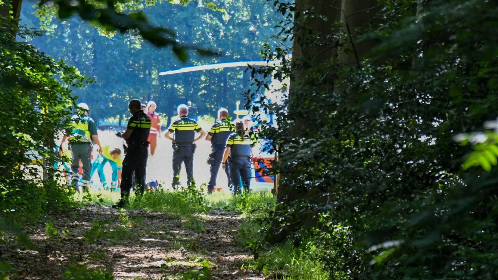 Hilversumse politie schiet verdachte neer na 'ernstig incident'
