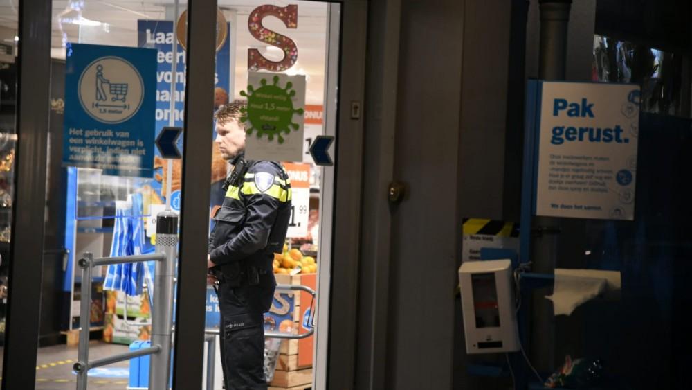 Overmeesterde overvallers supermarkt Hilversum zijn jongens van 14 en 15 jaar