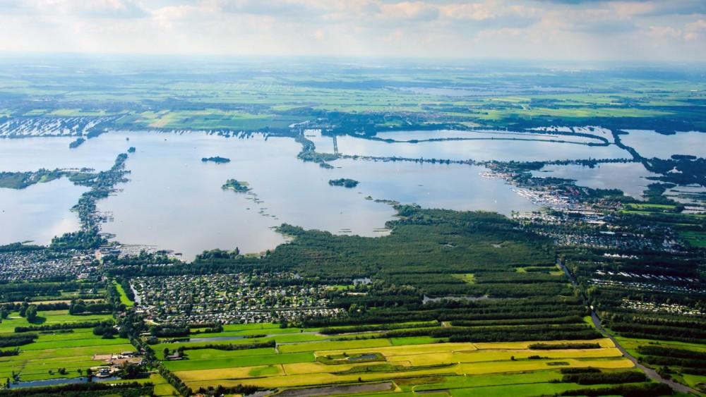 Provincie heeft hoop bezwaren tegen bouwen van nieuwe woonwijk in Kortenhoef