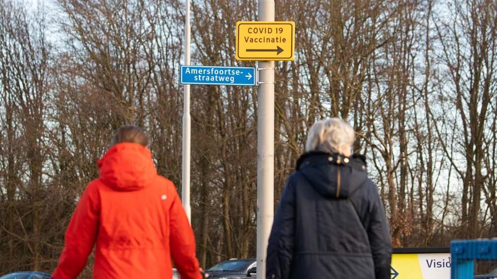 Vaccinatiecapaciteit komende maanden verviervoudigd: derde 'prikstraat' in Muiden