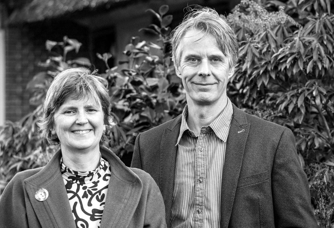 Brecht Daams en Patriek Kerkhoff de top-2 voor Laren
