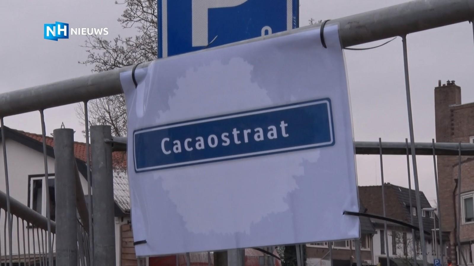 """Bussumse Cacaostraat ligt in niemandsland: """"Niemand weet ons te vinden"""""""