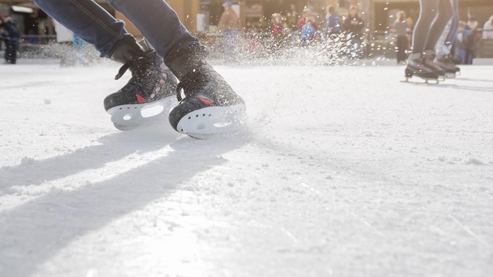 Ook Bussumse schaatsbaan slaat door coronamaatregelen een jaartje over