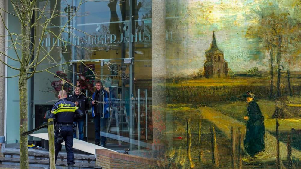 Van Gogh-rover verdwijnt voor acht jaar achter de tralies en moet miljoenen betalen