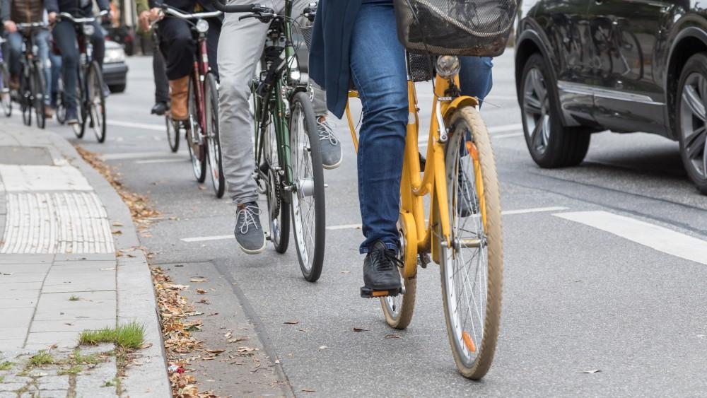 Hilversum gaat fietsers helpen: meer ruimte en beter netwerk van fietspaden