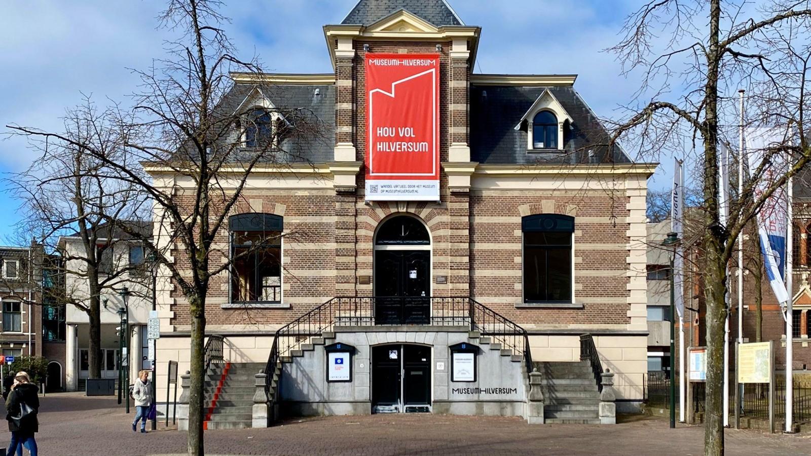 Museum Hilversum verwelkomt voorlopig nog maar zestig bezoekers per twee uur