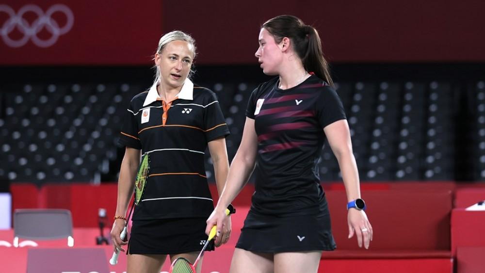 Badmintonster Selena Piek legt het in kwartfinale af tegen Zuid-Korea