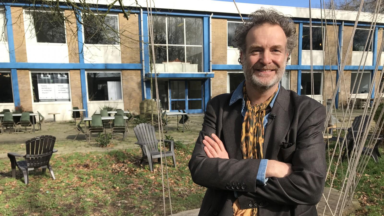 Feest: 'groene droom' van Huizer Lucas Mol al een jaar werkelijkheid