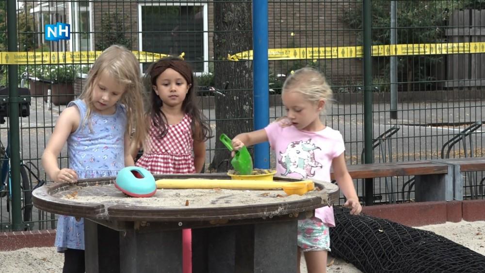 """Door corona gesloten Hilversumse speeltuin eindelijk weer open: """"Echt een feestje"""""""