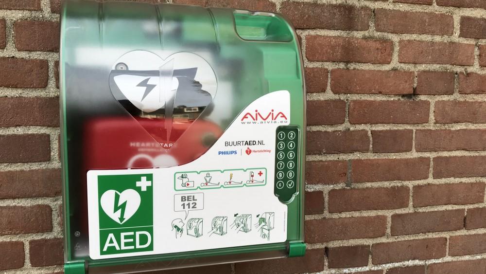 """Na een jaar één AED geplaatst: """"Gooise Meren moet haast maken met AED-netwerk"""""""