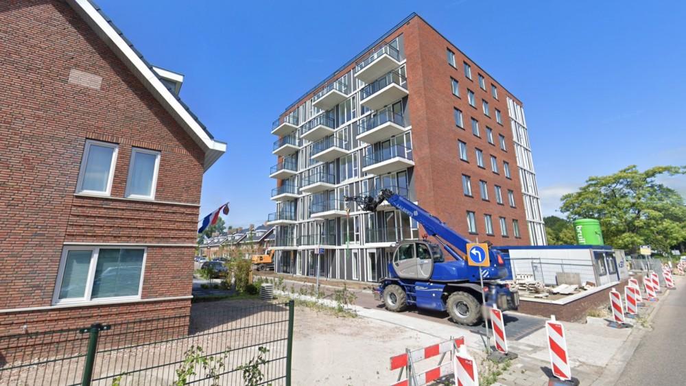 Wijdemeerse burgemeester sluit drugspand in nieuwbouwwijk Knorrterrein