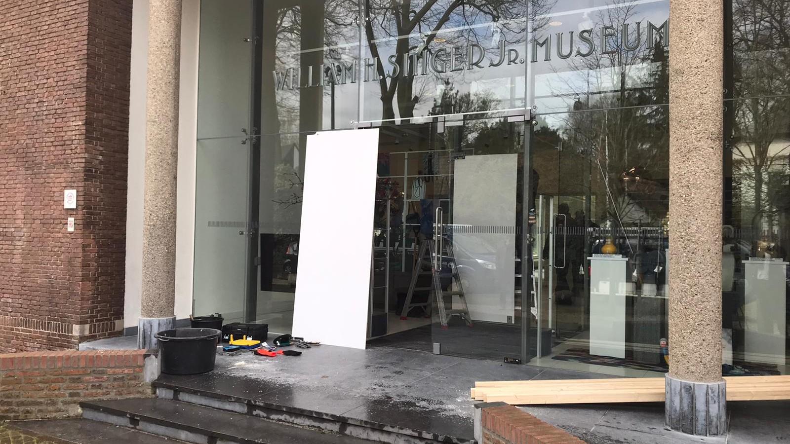 ???? LIVE om 15.00 uur: persconferentie over inbraak Museum Singer in Laren