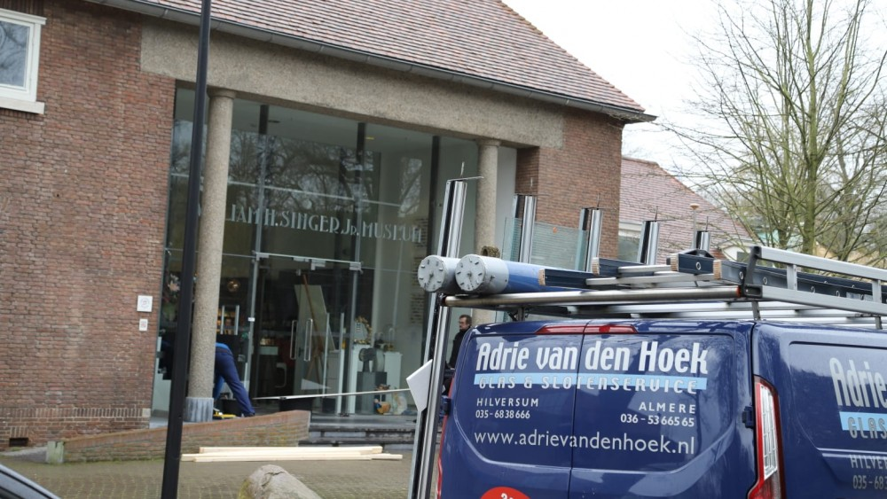 Verdachte van Van Goghroof uit Singer Laren nog zeker drie maanden vast