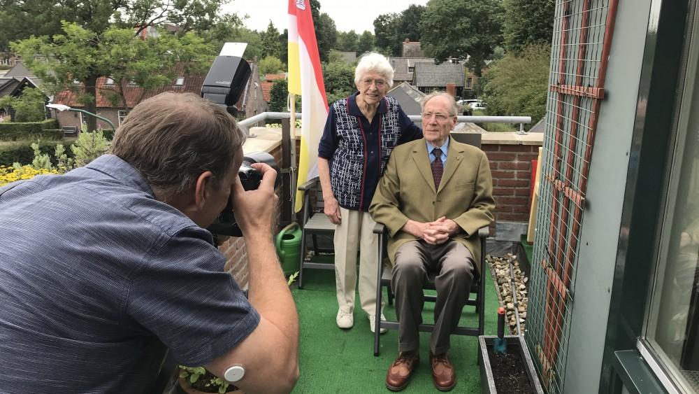 Feest: Eemnessers Kees en An zijn al 70 jaar dolgelukkig met elkaar