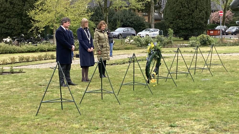 Hilversum biedt excuses aan voor het handelen in de oorlog