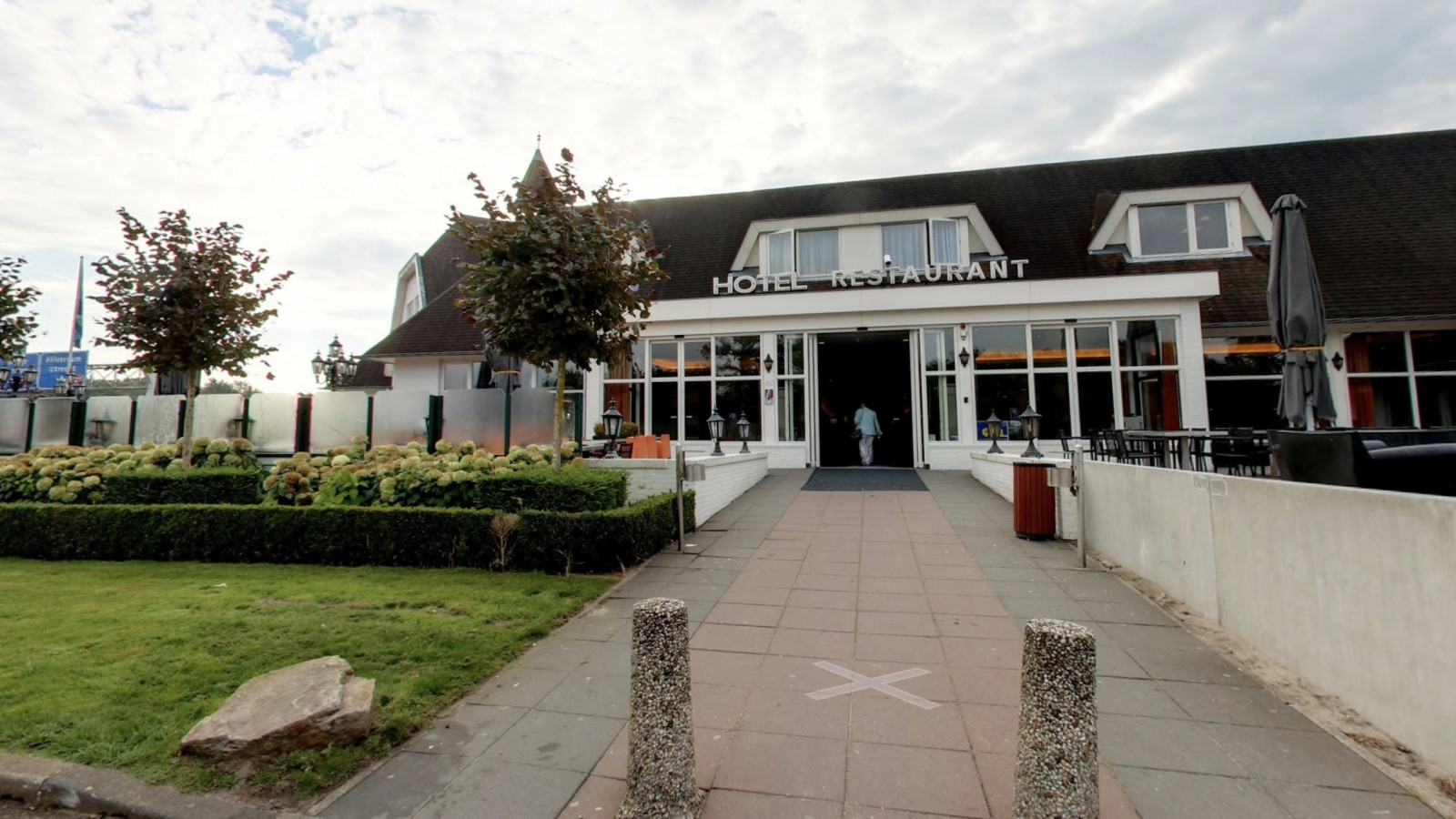 Eemnesser hotel De Witte Bergen wordt zorghotel voor coronapatiënten
