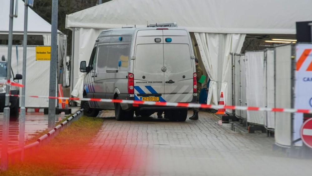 GGD-medewerkers teststraat Hilversum geschrokken, maar laten zich niet uit veld slaan