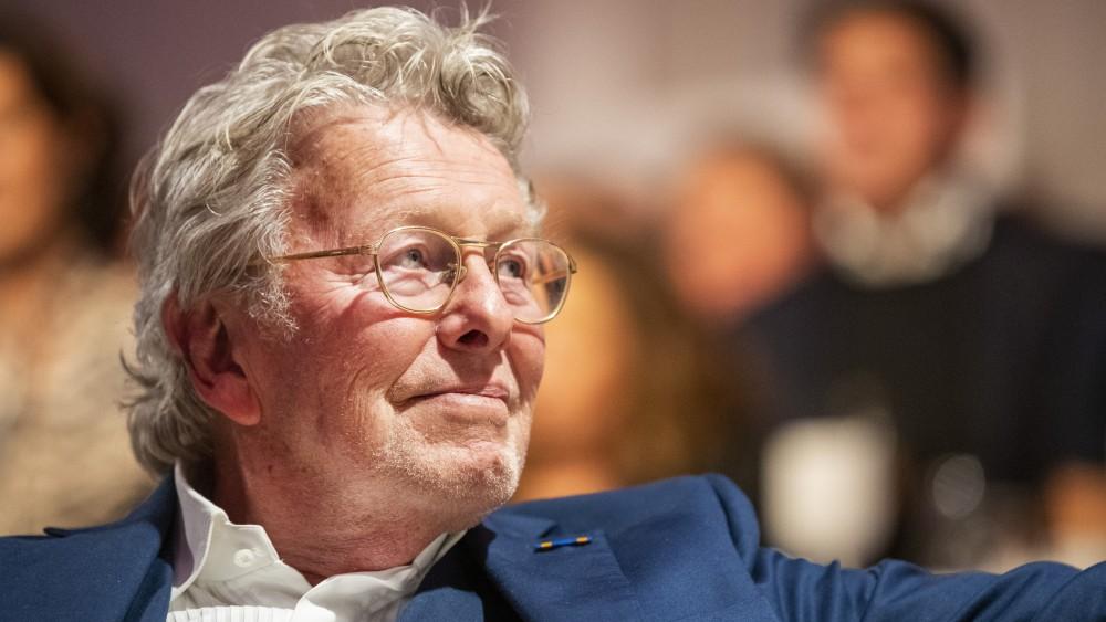Interieurontwerper Jan des Bouvrie (78) overleden in Naarden