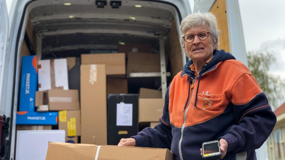 """Marianne (76) blijft gezond door te sjouwen: """"Topsporthart moet kloppen"""""""