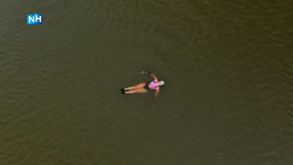"""In de winter buiten zwemmen? """"Het kan met de juiste voorbereiding het hele jaar"""""""