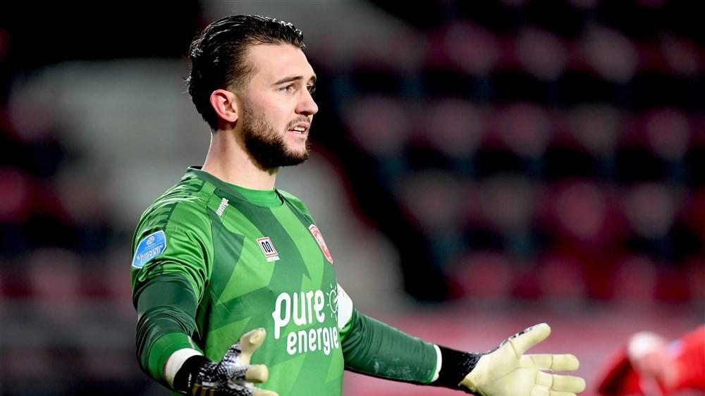 Bussumse doelman Joël Drommel rondt transfer naar PSV af