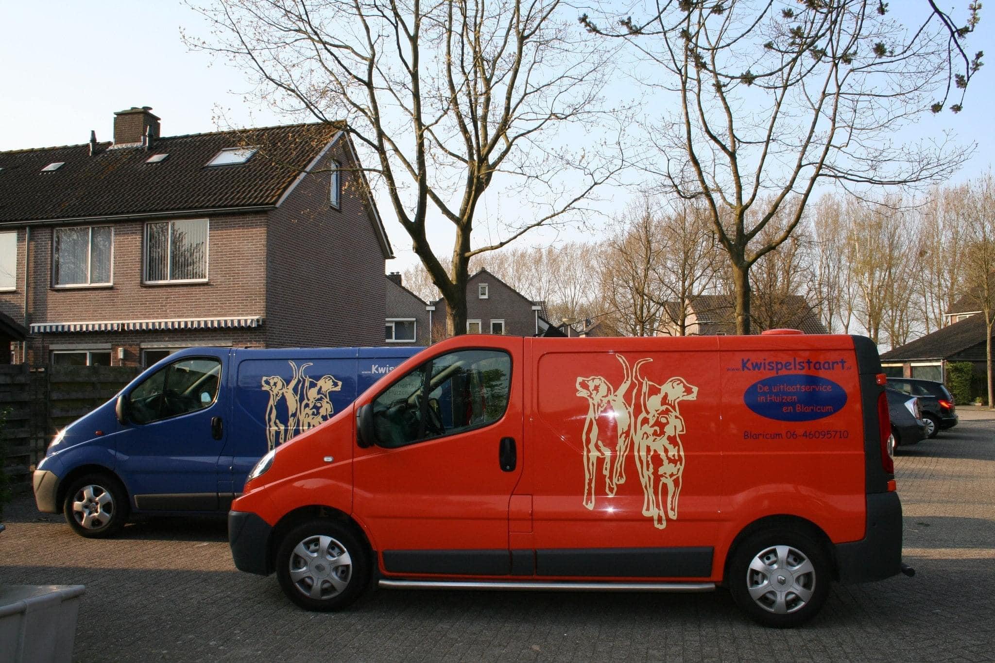 NH Gooi In Business - Hondenuitlaat Kwispelstaart doet beroep op het GNR