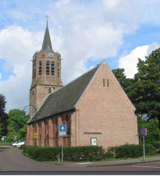 500 jaar Johanneskerk in Laren